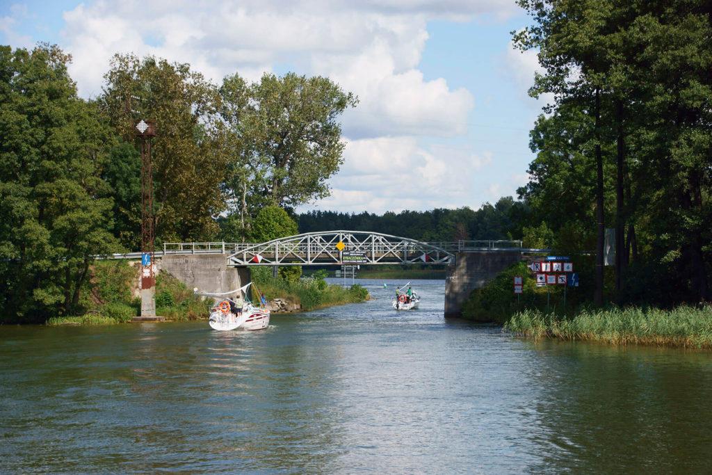 Most i Kanał Kula
