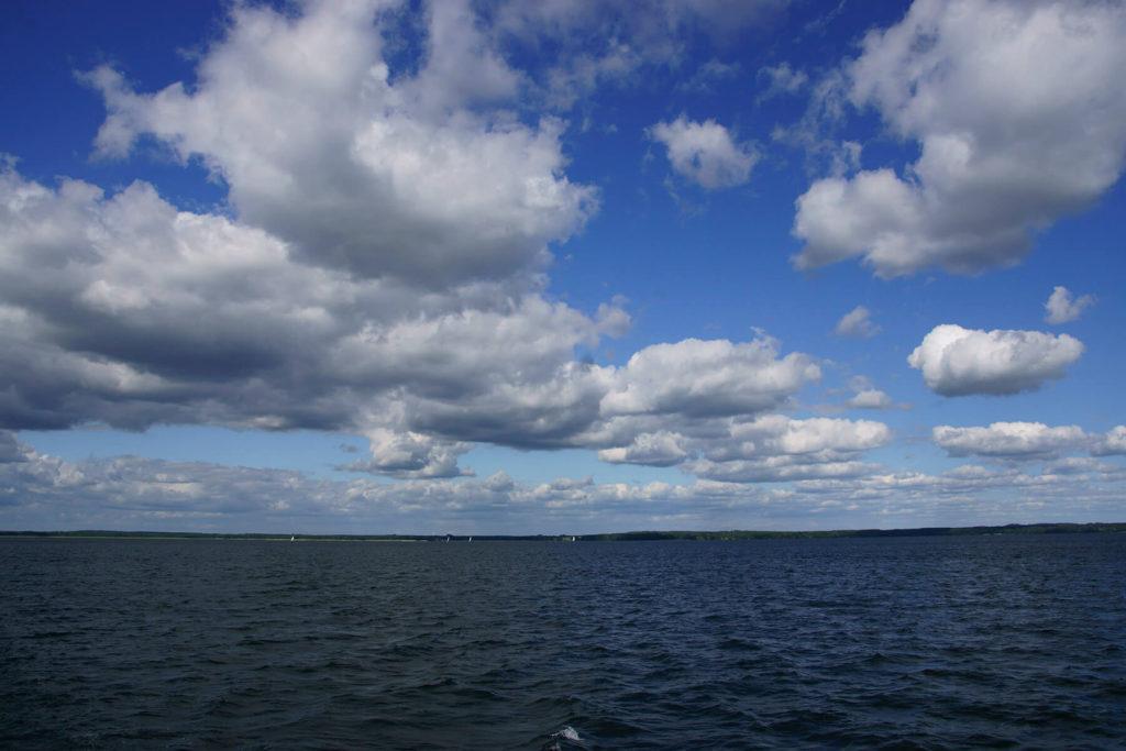 Chmury nad Darginem