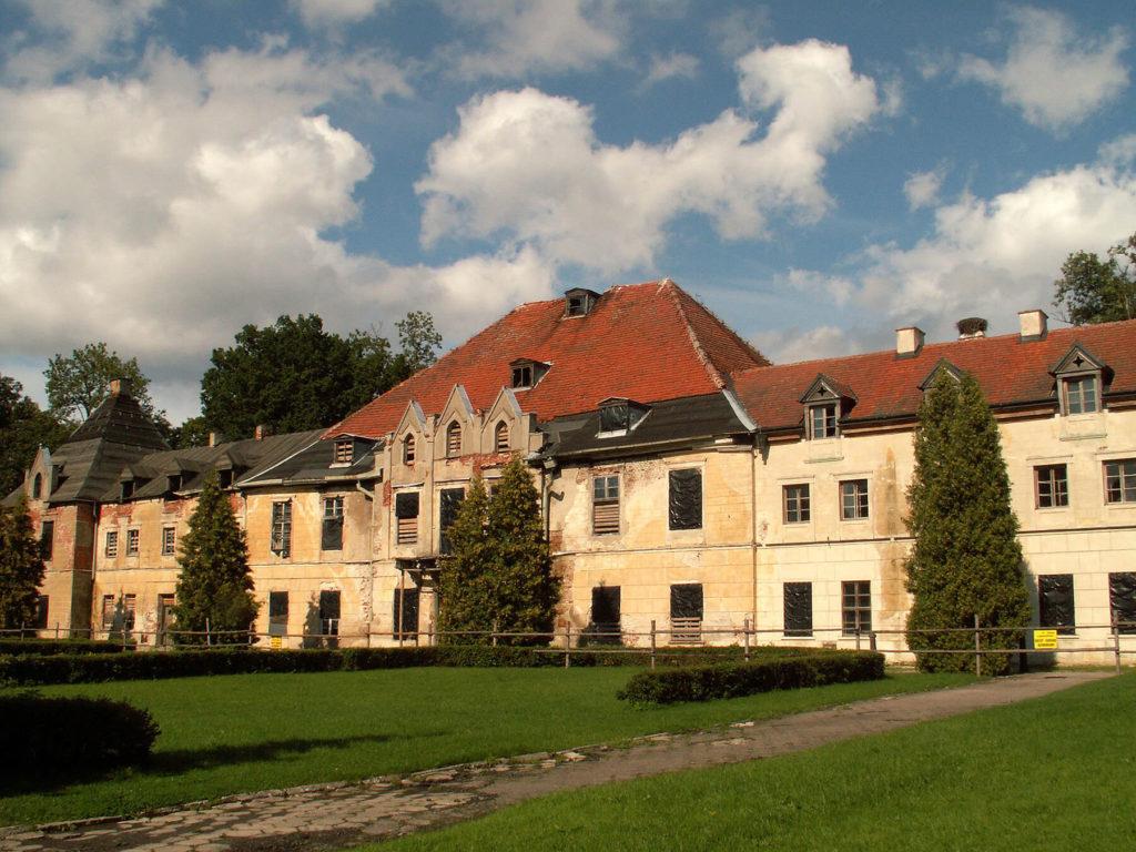 Pałac hrabiów von Lehndorffów w Sztynorcie
