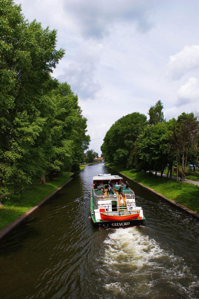 Na Kanale Łuczańskim