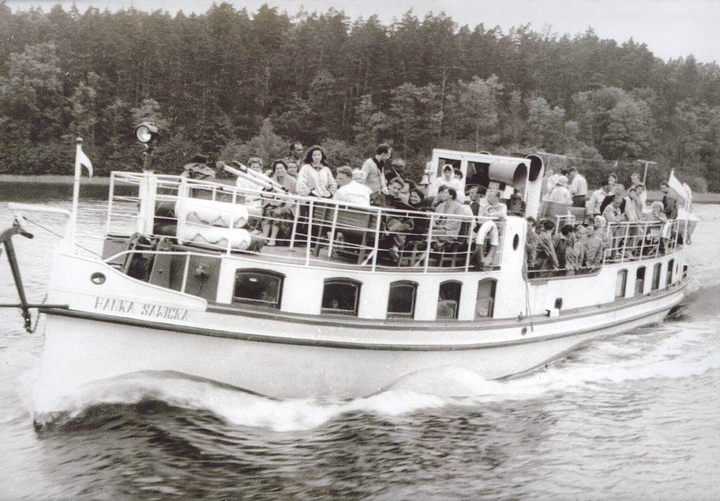 Statek Hanka Sawicka