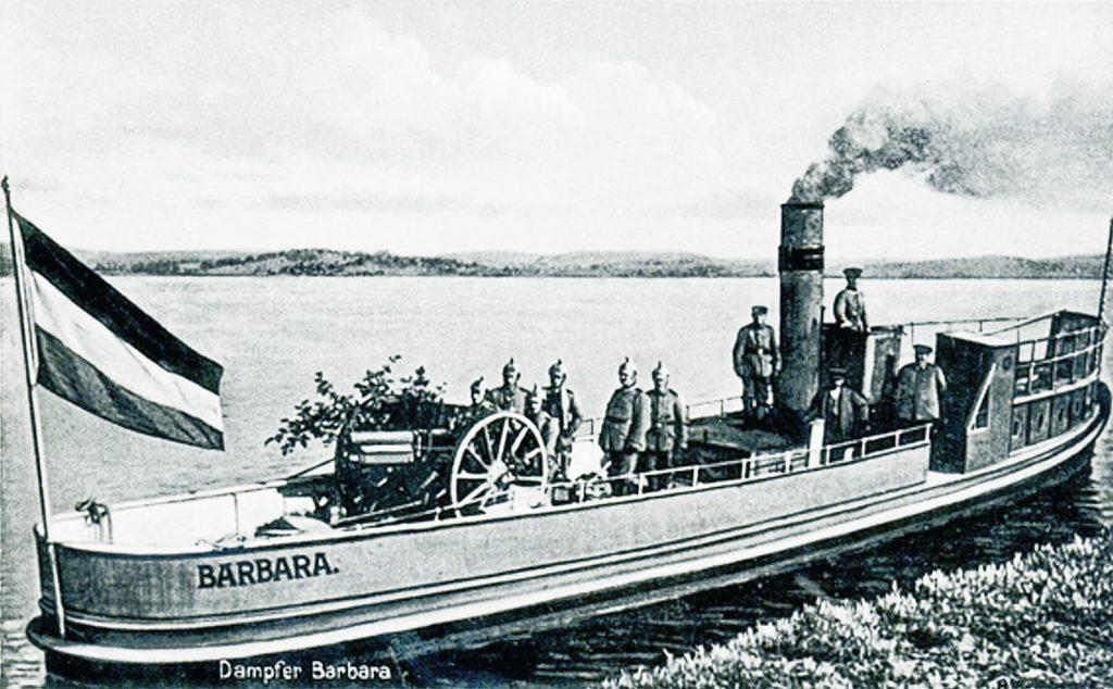 Parowiec Barbara