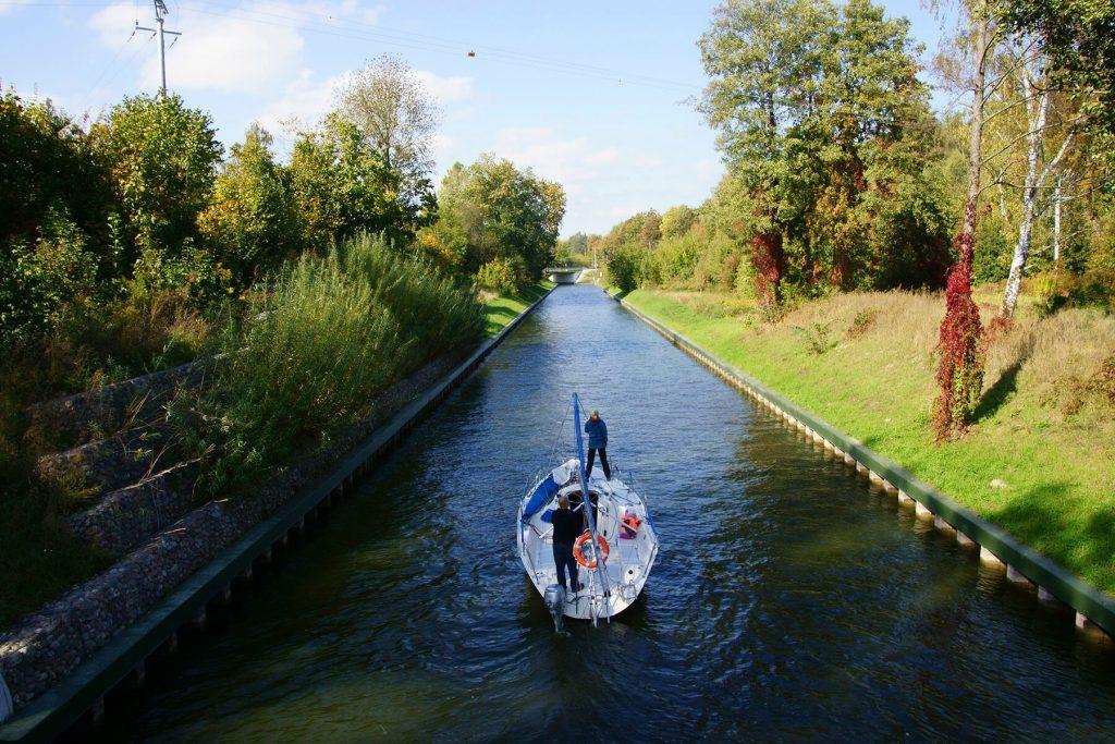 Na Kanale Niegocińskim