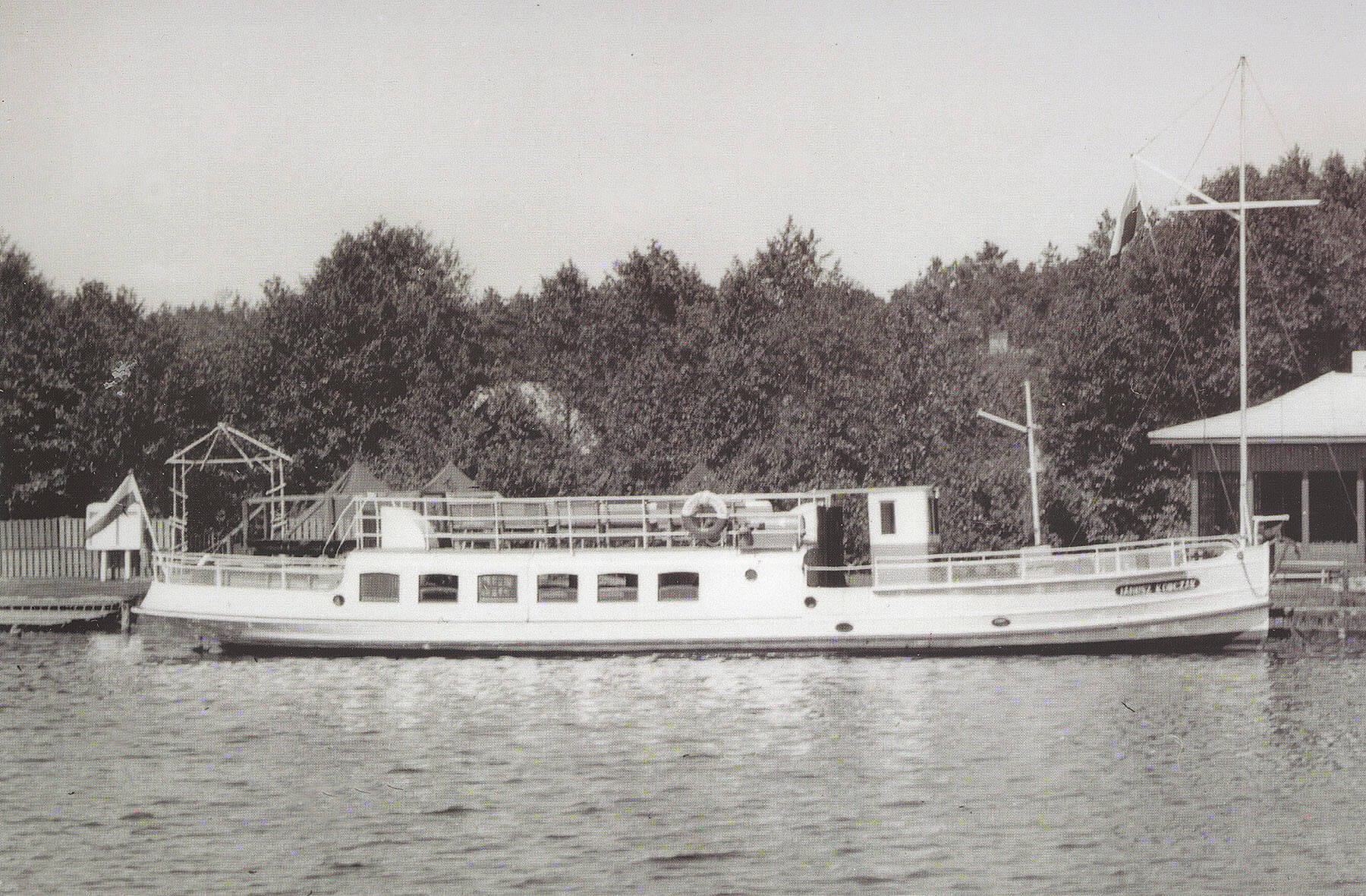 Statek Jerzy Korczak