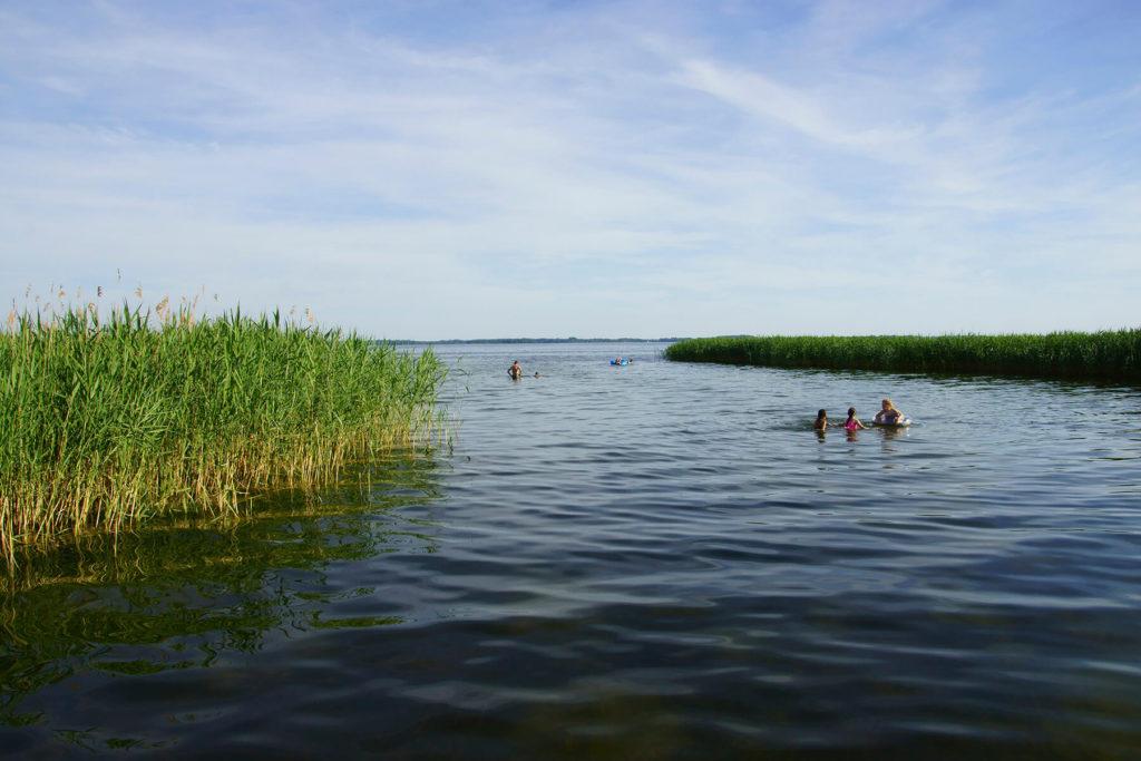 Brzeg Dargina w Harszu