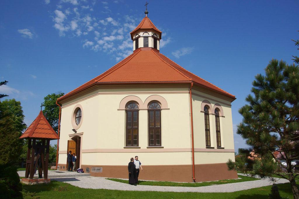 Kościół w Radziejach