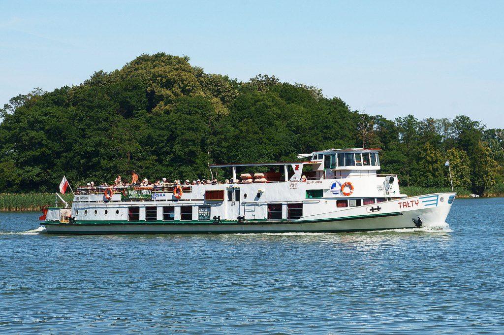 Statek pasażerskie typu SPDJ