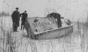 "Podtopiony statek ""Moewe"""