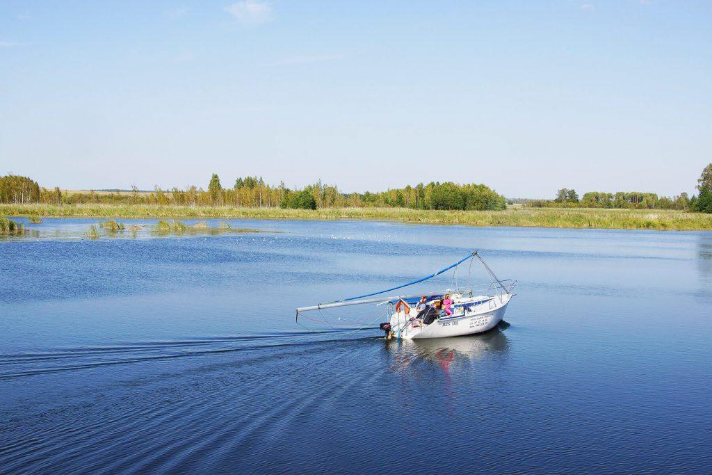 Ptasi raj – jezioro Kotek Wielki