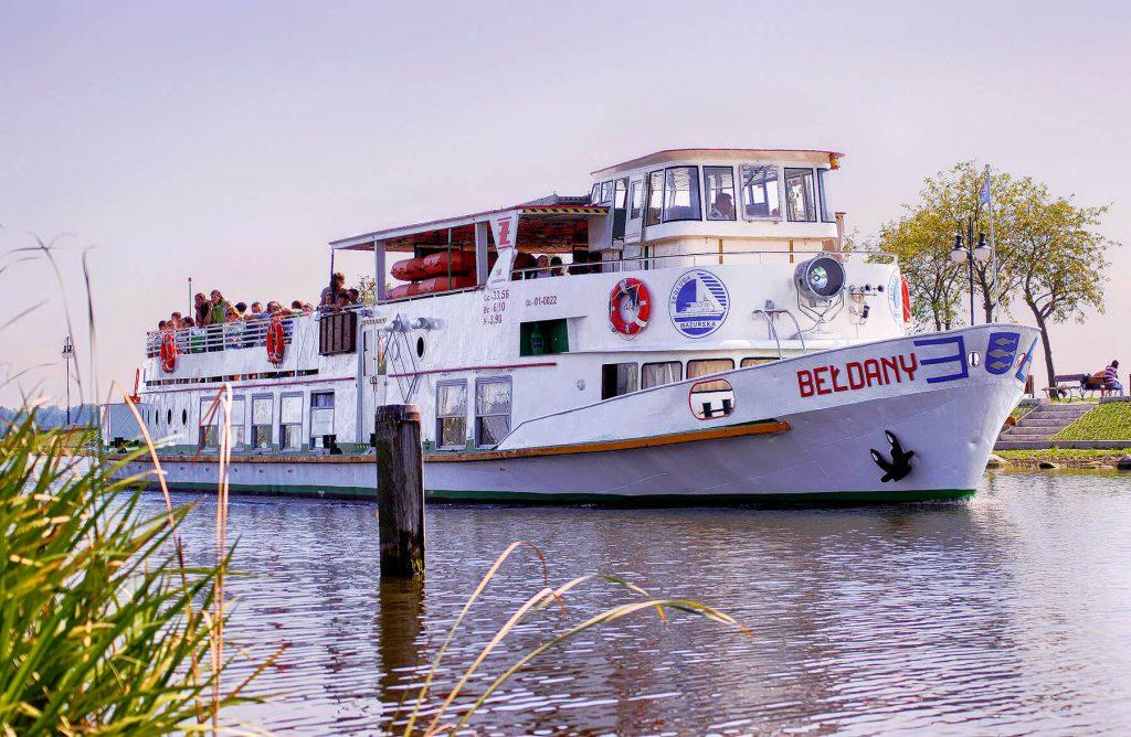 Statek Bełdany