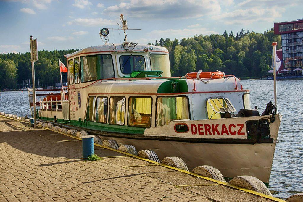 Statek Derkacz
