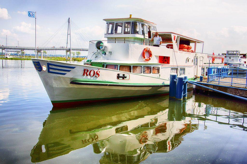 Statek Roś