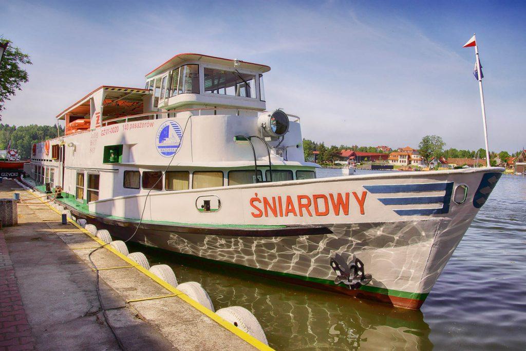 Statek Śniardwy