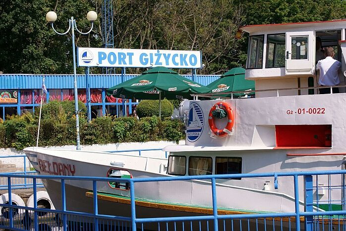 Port Giżycko